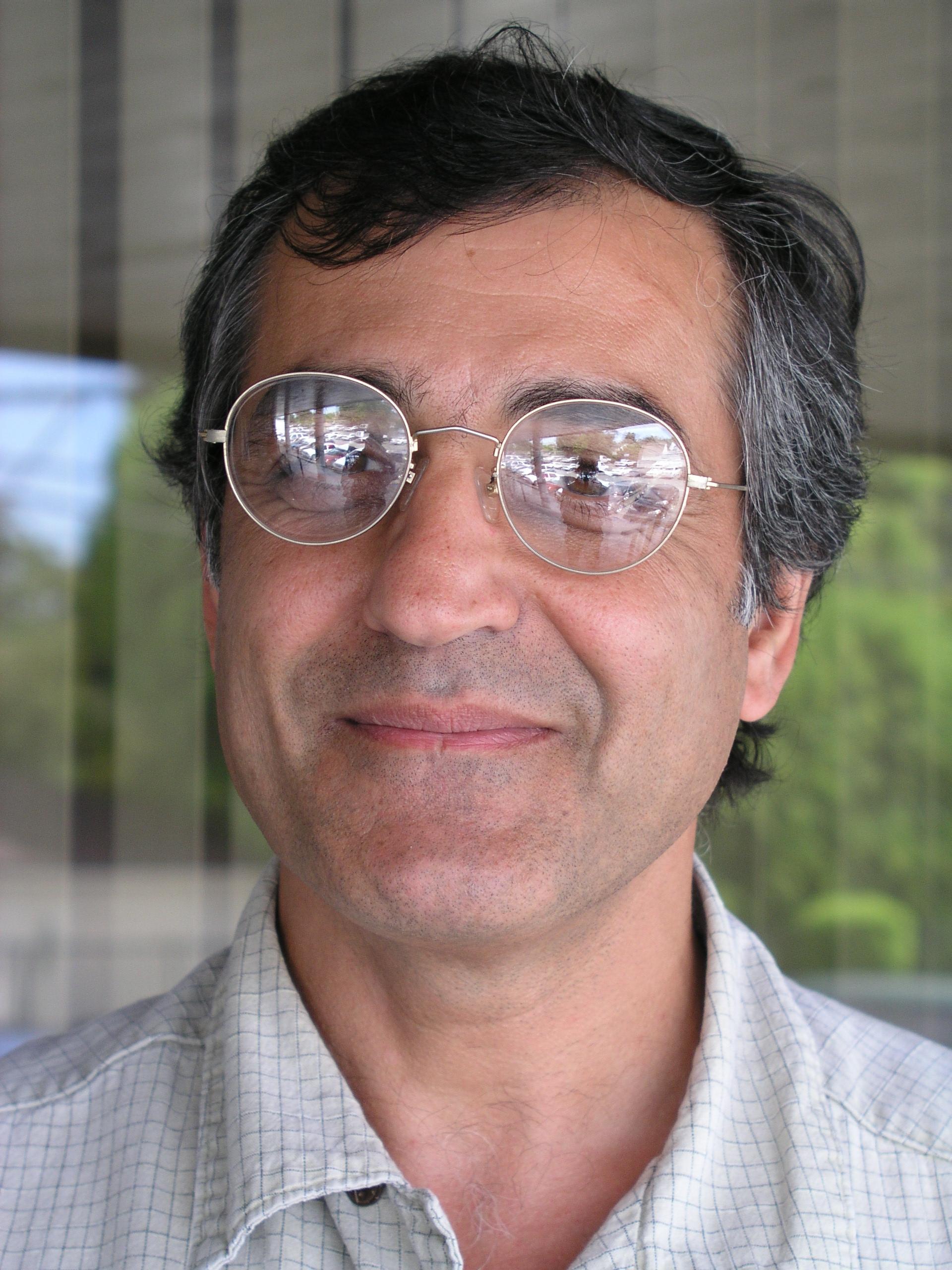 Shahram Sheybany, Ph. D.