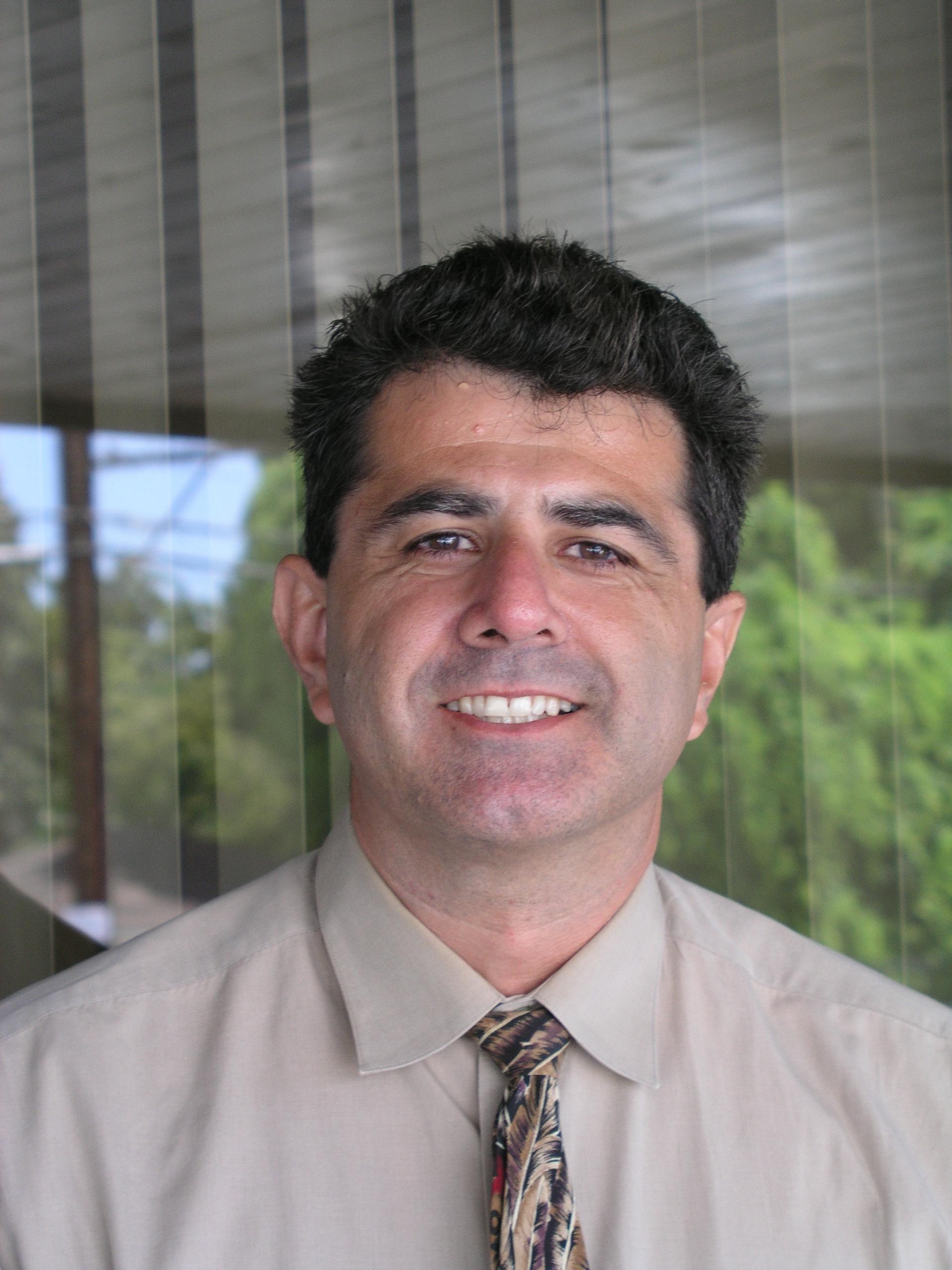 Jeff Coronado, P. E.